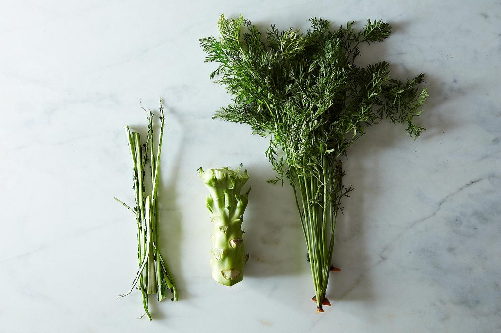Herb Stems, and their use